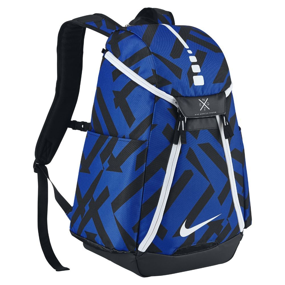 Nike Hoops Elite Max Air Team 2.0 Graphic Basketball Backpack (Blue) -  Clearance Sale cf509f825bd03