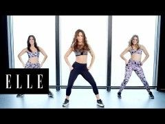 """Okay, ladies, now let's get in formation.While Beyoncé's trainer has let us in on her squat-heavy workout routine, we know there's really one thing that's gotten her that famous body: dancing. Swerving, twerking, and """"surfboardt""""-ing for hours on stage (and in rehearsal) tones you like nothing else."""