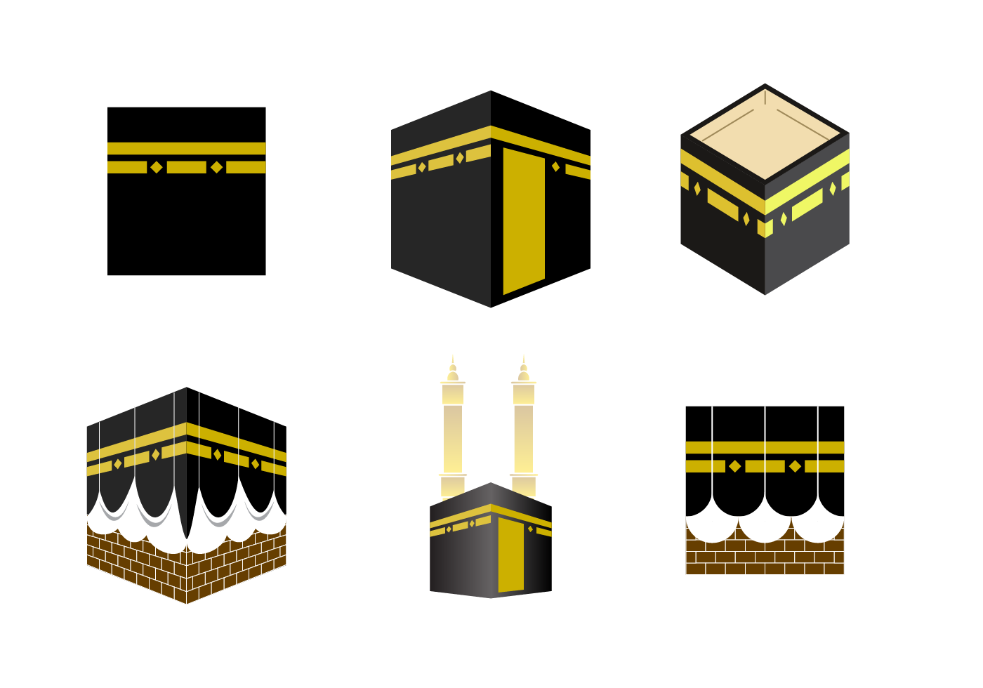 View Kabah Vector Png