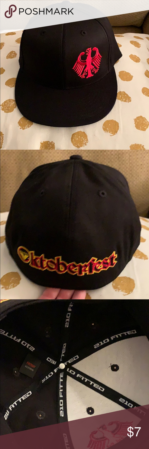Snowbird Oktoberfest fitted hat Snowbird Oktoberfest fitted hat Accessories  Hats dac155883076