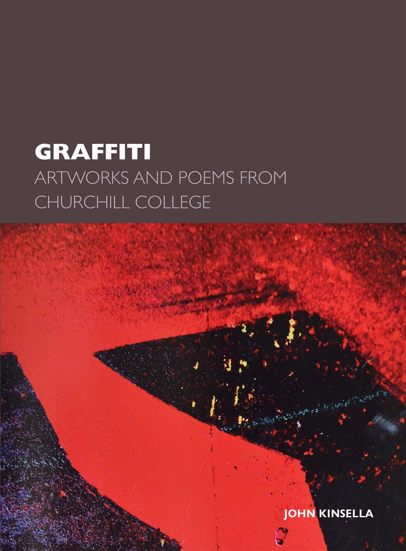 graffiti artworks and poems from churchill college