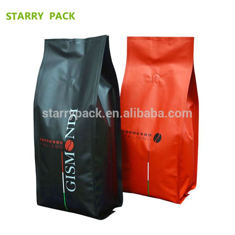 Download 1kg Stand Up Box Bottom Roasted Coffee Bean Pouch Bag With Zipper Custom Printed Coffee Pouch View Coffee Pouch Shenzhen Starrypack Product Details From Shenz Coffee Roasting Pouch Bag Pouch Packaging