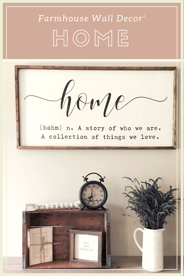 Home definition sign, home quote sign, home sign, A story of us