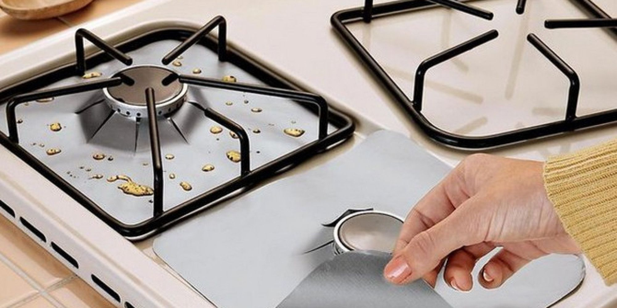 How To Get Scratches Out Of Stainless Steel Hob