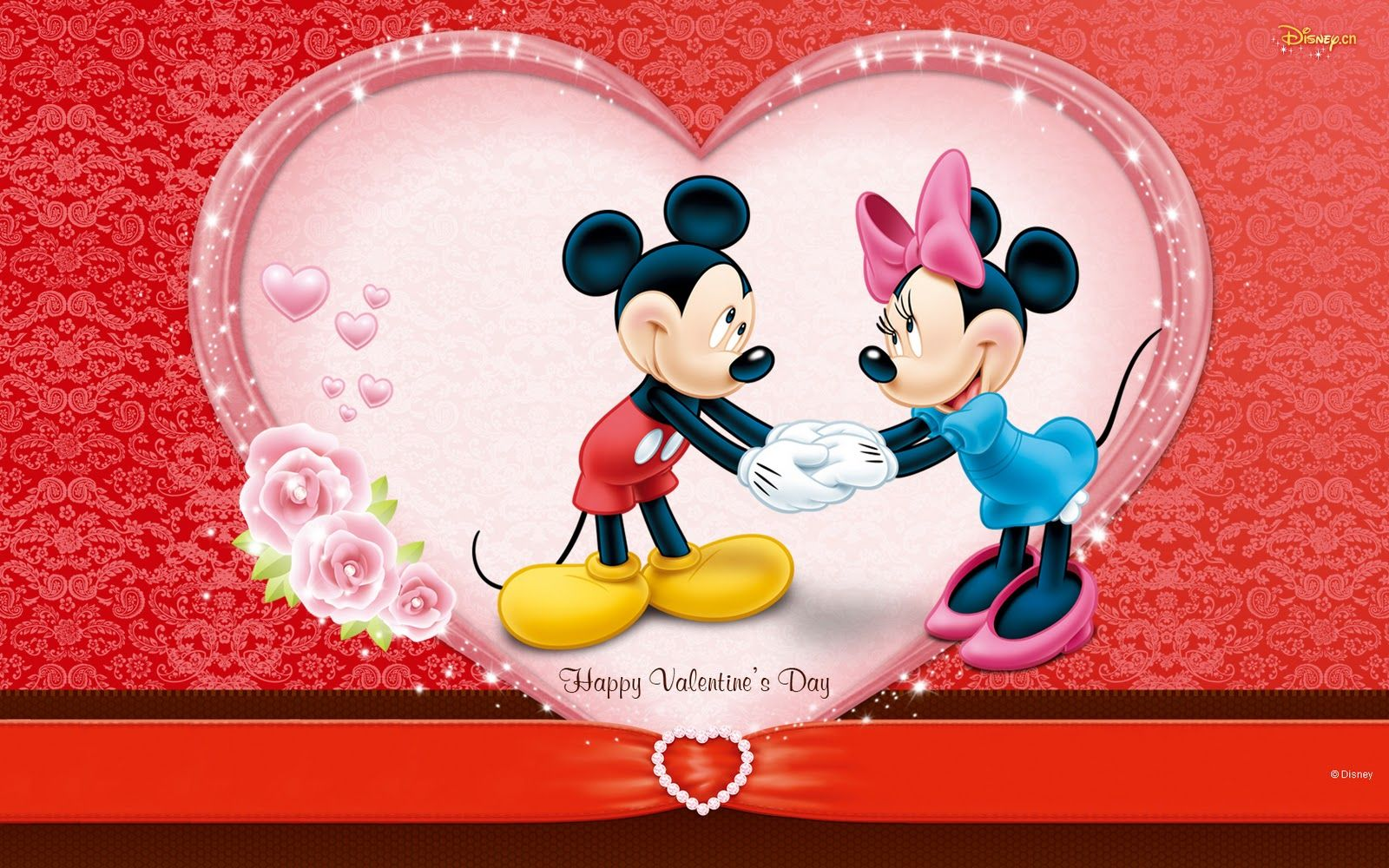 Free Valentine Wallpapers For Desktop Card E Cards 2013 Top 10 Valentine S Day Desktop Wa Valentines Wallpaper Disney Valentines Mickey Mouse Wallpaper
