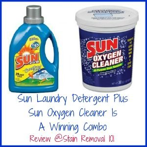 Sun Detergent Reviews From Real People Detergent Laundry
