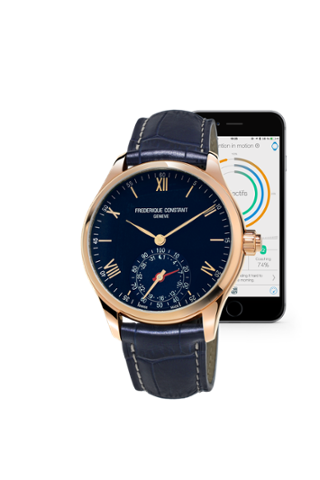 Frederique Constant Offers New Horological Smartwatch Watches For Men Frederique Constant Smartwatch Women