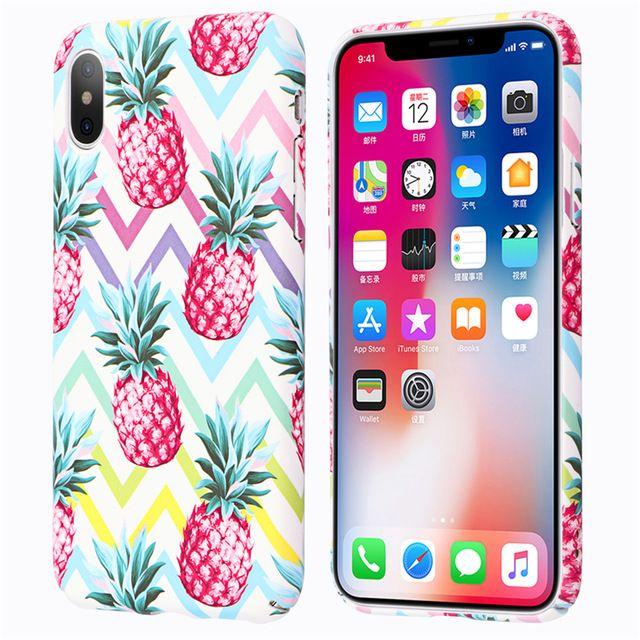 Protector Funda Estuche Gel Rigido iPhone 7/8 Colores - Accesorios