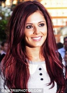 Dark hair with red highlights google search my style dark hair with red highlights google search pmusecretfo Images