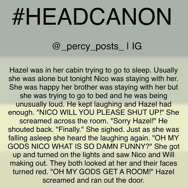 Image Result For Solangelo Headcanons Percy Jackson Memes Percy