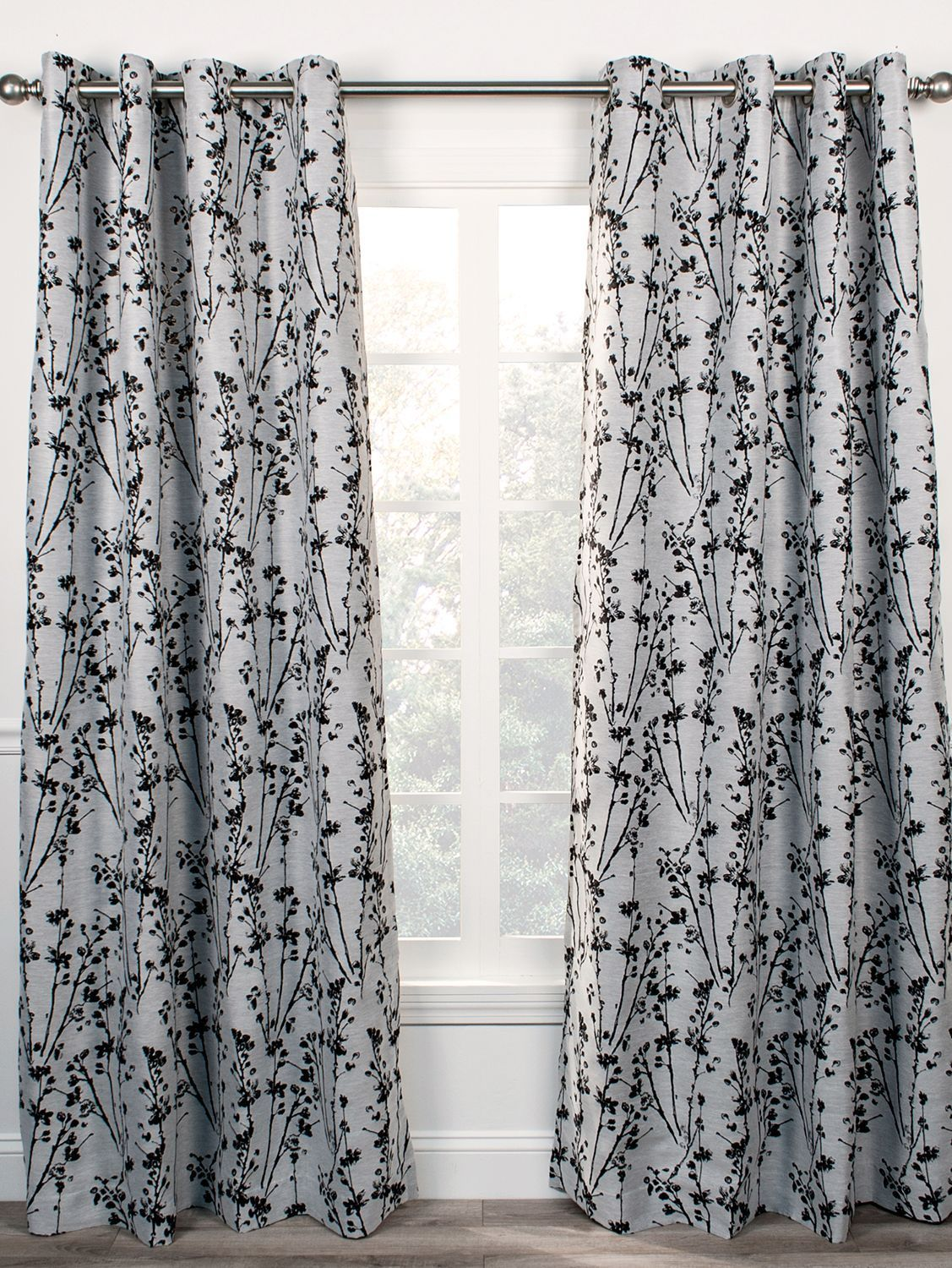 Kitchen Curtains Kohls Pull Out Wire Baskets Cupboards Cheap Creative Grey Tie Backs Fabric No Sew Farmhouse Blue Dropclothcurtains
