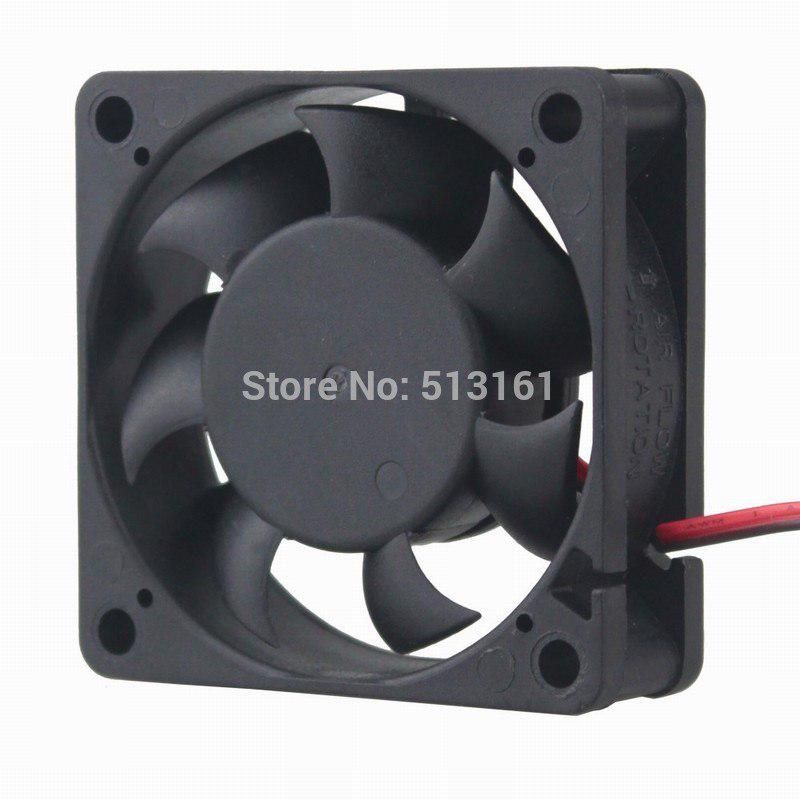 FOR ADDA AD0405MB-G70 FAN 40X40X10MM 4cm 40mm 4010 BALL BEARING 5V 4800RPM