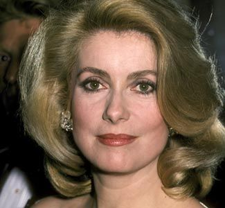 Catherine Deneuve / Born in Paris, France: Catherine Fabienne Dorléac, October 22, 1943. French actress. She gained recognition for her portrayal of aloof and mysterious beauties in films. Deneuve was nominated for an Academy Award for Best Actress in 1993 for her performance in Indochine; she also won César Awards for that film and The Last Metro. One of France's most renowned actresses, she has also appeared in seven English-language films.