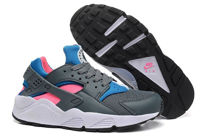 best service 4a14b b8d46 2016 Nike air huarache running shoes ,fashion training shoes women sports  walking shoes pink white black red color