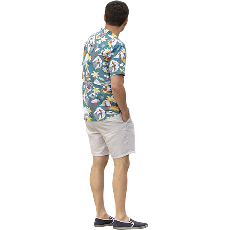 A Stock Photo Of A Man Standing With His Hands In His Shorts Doesn T He Remind You Of George Michael Bluth Tha People Cutout Man Standing Immediate Entourage