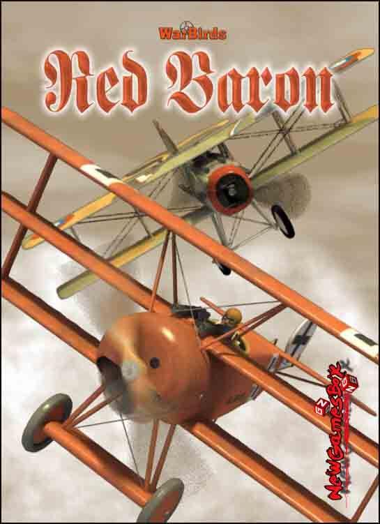 Red Baron Spiel
