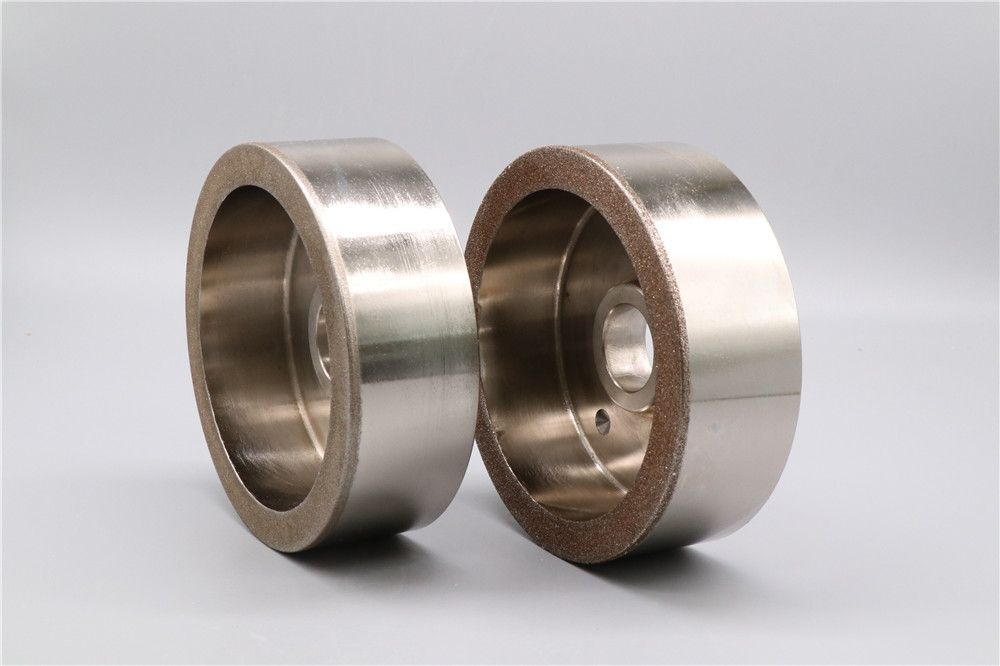 Applications Of Cbn Grinder Wheel Cbn Cubic Boron Nitride Grinding Wheels Are Used For Sharpening Woodturning Tools High Speed Steel Hss The Cbn Grinding W