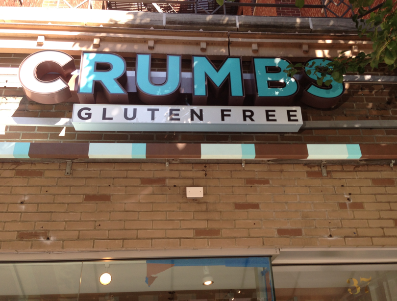 Cupcake bakery Crumbs debuts a glutenfree shop in NYC