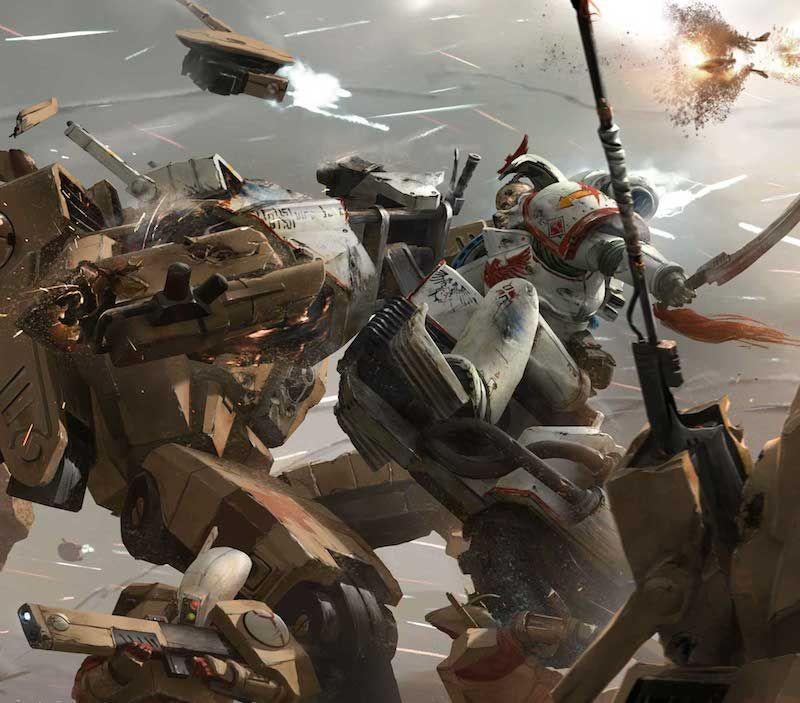 The Black Library - Damocles | 40K: V Legion - White Scars | Warhammer 40k, Tau empire ...