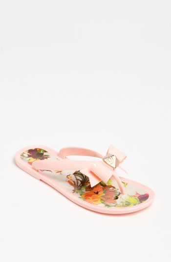 e20e140465bc22 Ted Baker London  Polee  Flip Flop available at  Nordstrom