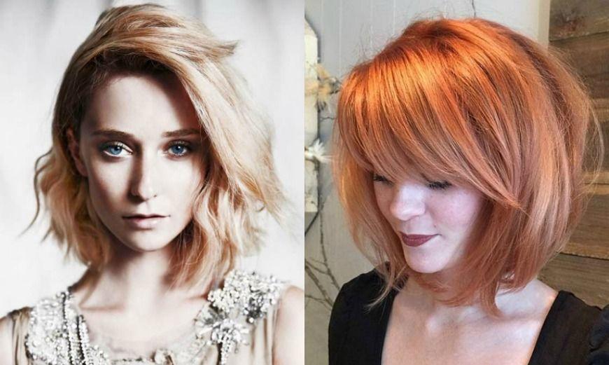 30 Modele De Tunsori Par Mediu La Moda Tunsoare Hair Styles