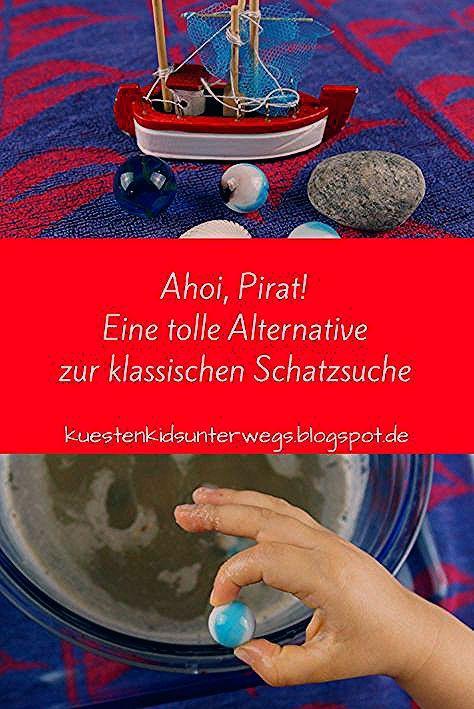 Photo of Spiele-Idee für den Kindergeburtstag: Die Murmel-Schatzsuche im Matschbad