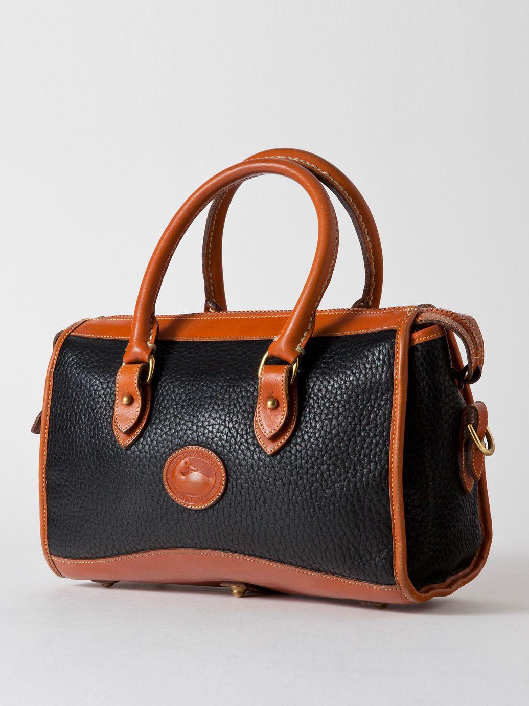 Vintage Dooney Bourke Satchel Bag