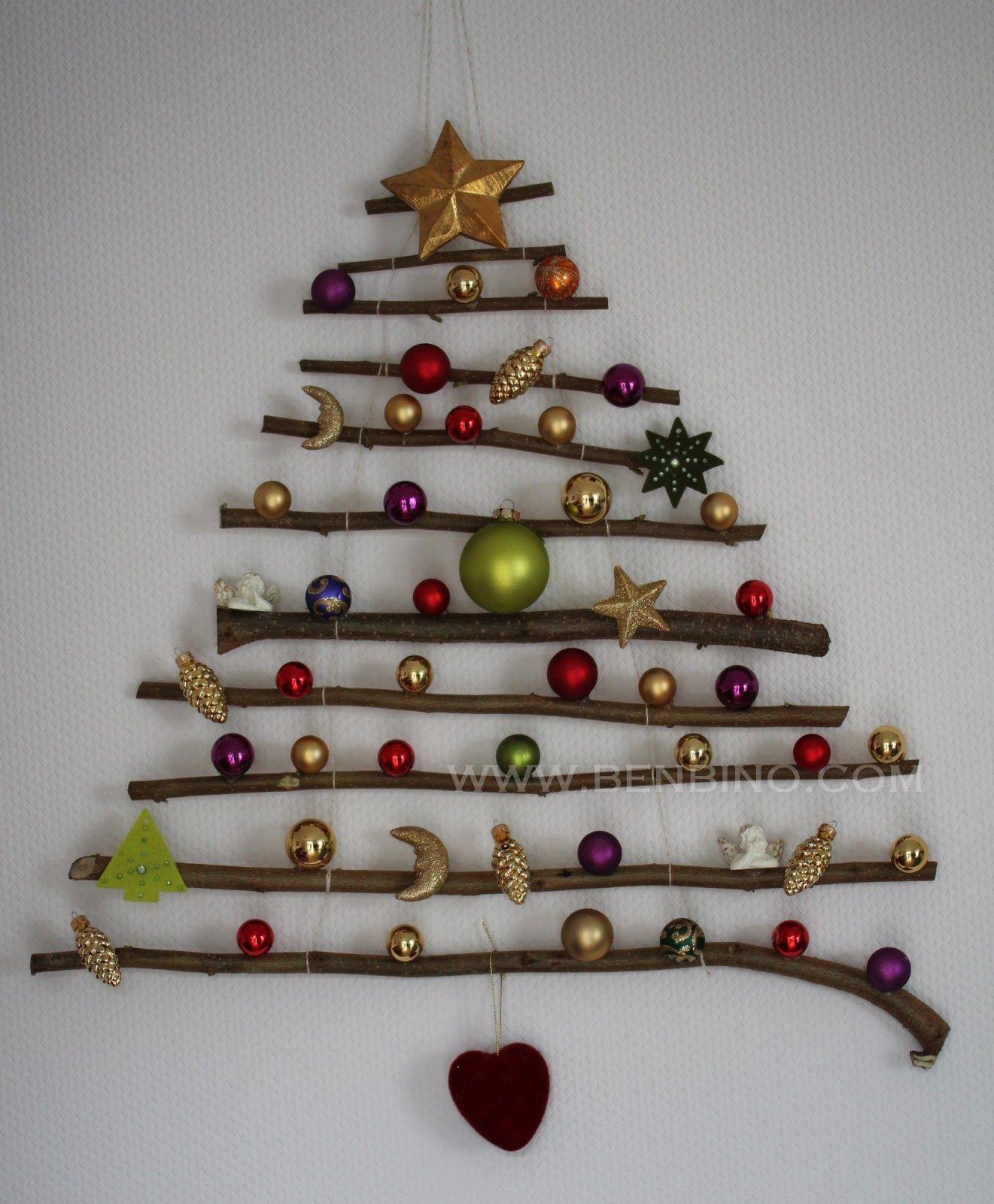 DIY, benbino, tutorial, basteln, Weihnachten, Avent ...