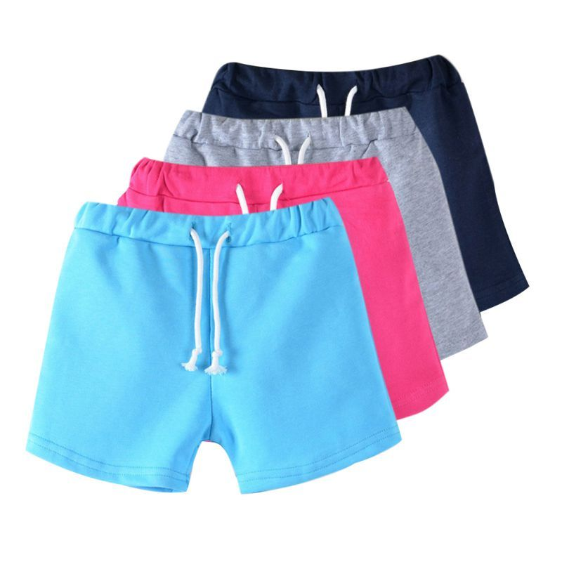 Click to Buy << Boys Beach Pants Kids Trousers Summer Pure Candy Color  Girls Shorts 3-13Y #Affiliate | Kids shorts, Boys summer suits, Childrens  clothes