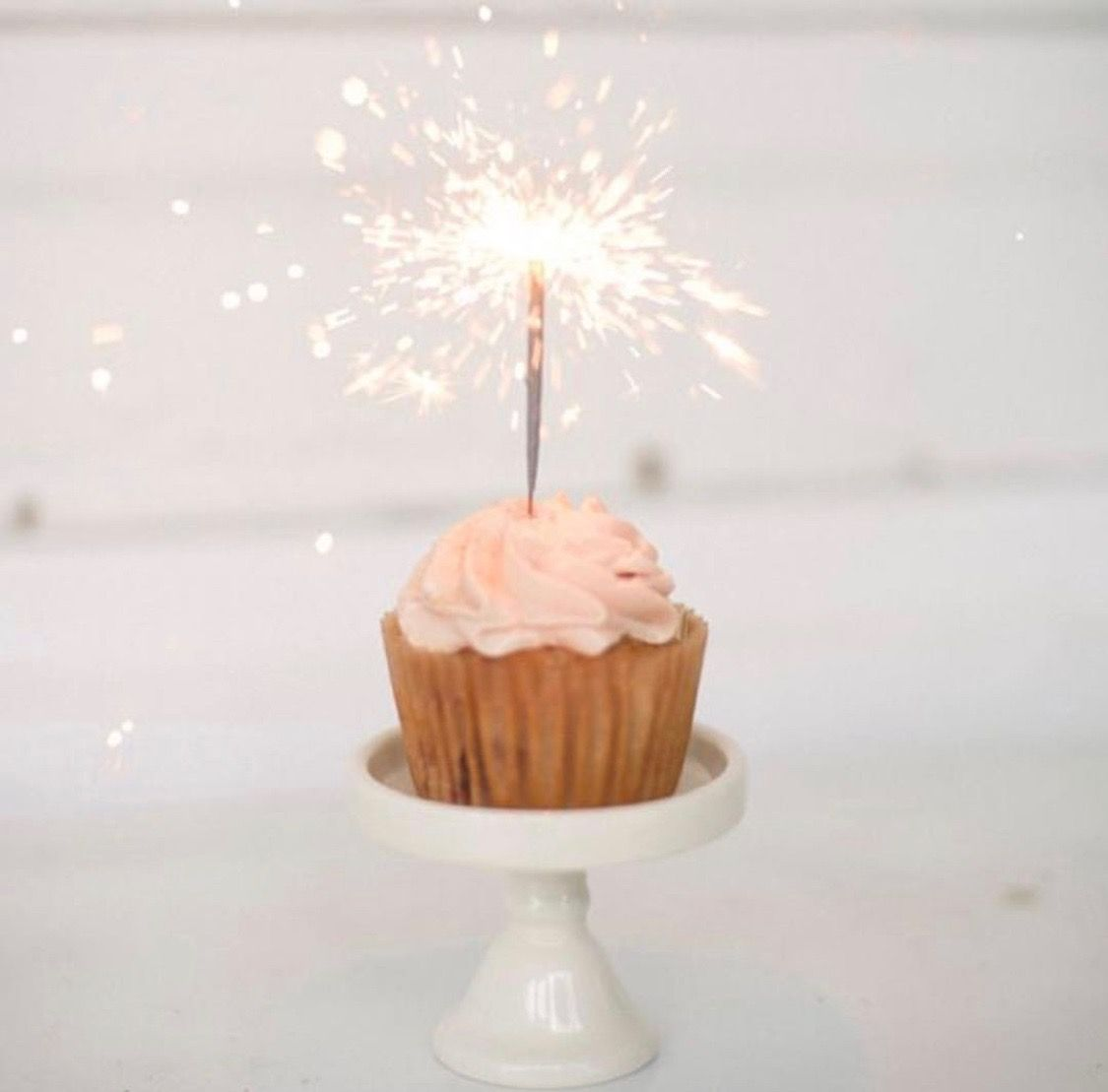 butterandwhiskco Sparkler candles, Birthday cupcakes, Cake