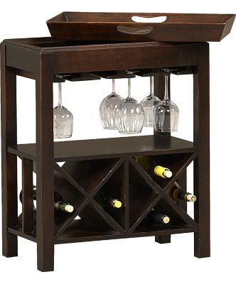 Accents Cabernet Wine Table Accents Havertys Furniture