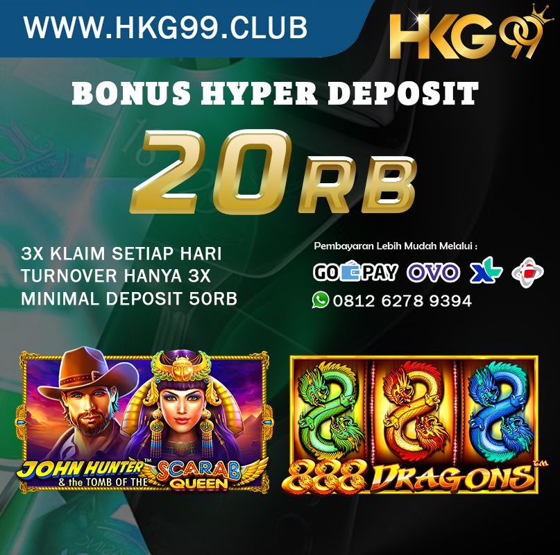 Ayo bermain game slot online dengan menggunakan deposit