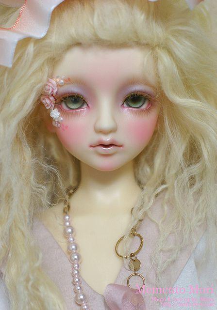 """New BJD Doll Wig Dollfie 6/"""" 1//6 SD DZ DOD LUTS Bjd Doll Wig 1-21 Colors MBS001"""