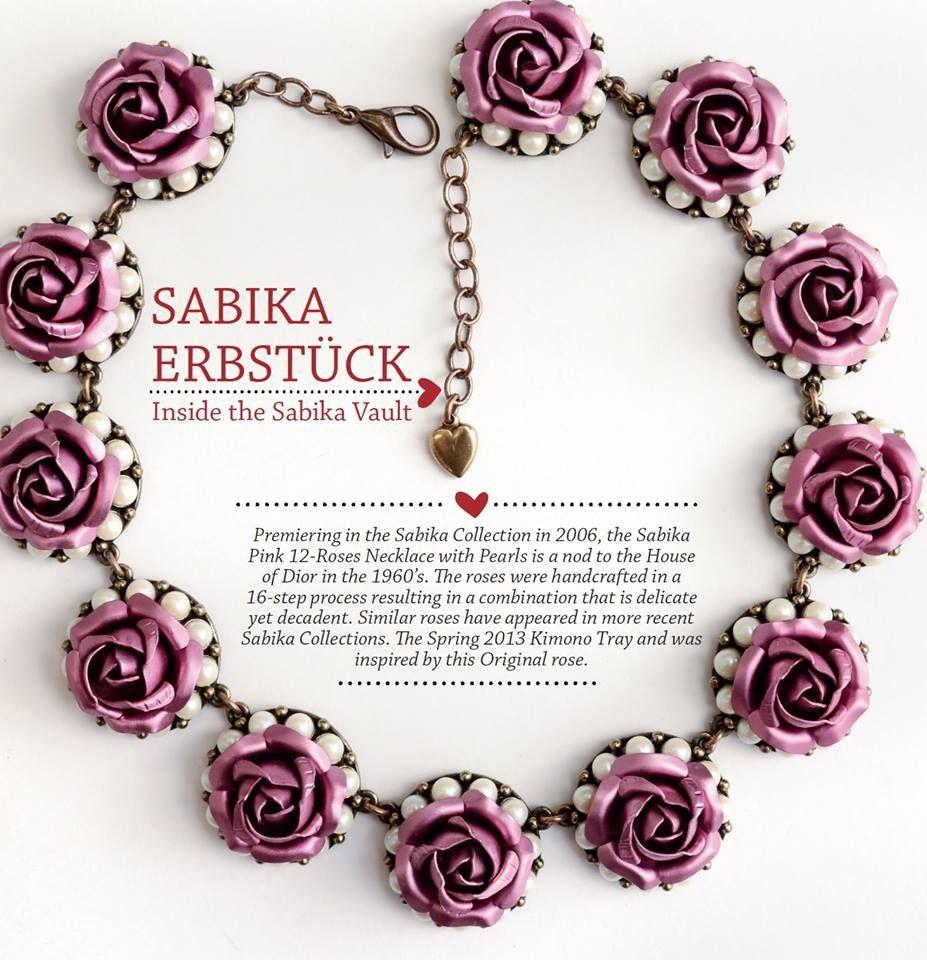 Sabika look necklace - Love This Beautiful Vintage Sabika Choker