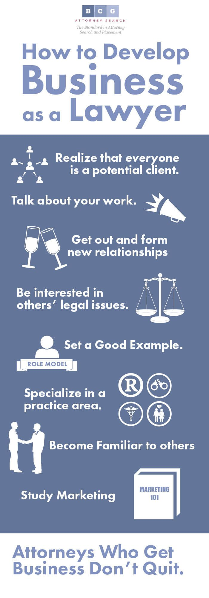 how to get new legal clients