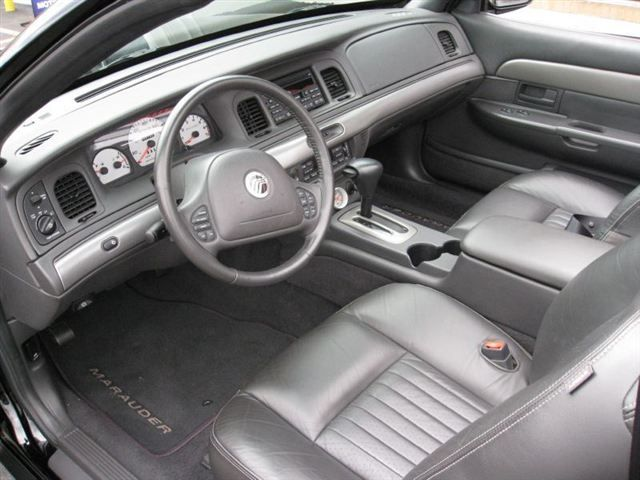 Mercury Marauder Convertible Interior Photo Gallery