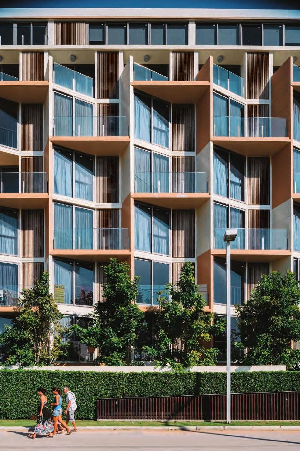 New Design Condominium | Architektur