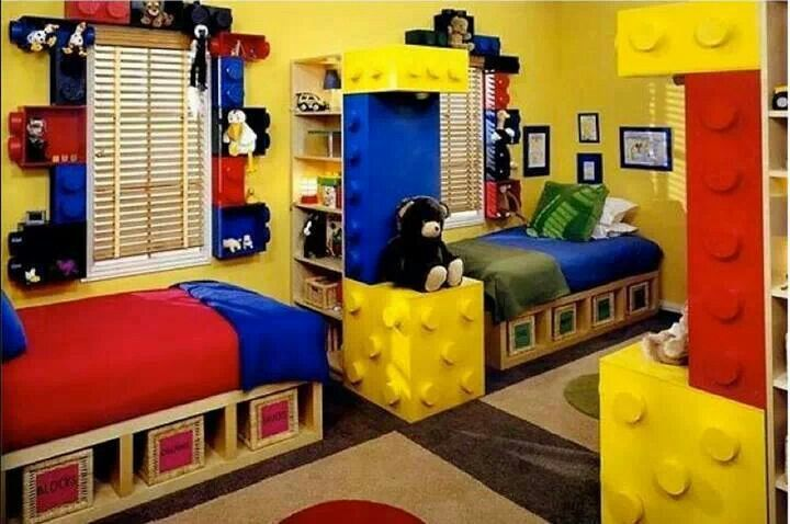 Awesome awesome decor kinder zimmer kinderzimmer lego zimmer - Lego kinderzimmer gestalten ...