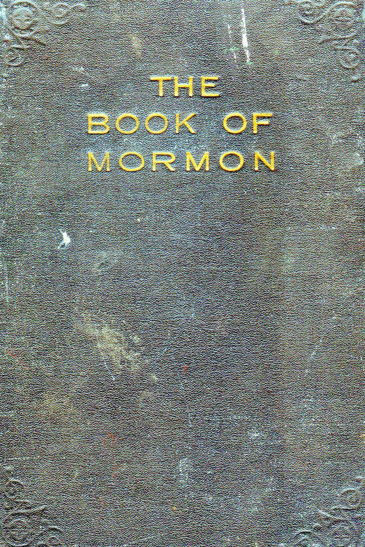 Vintage! The book of mormon, Book of mormon, Books