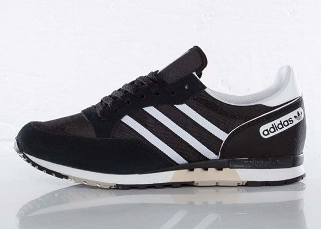 new arrivals ee660 547a6 adidas Originals Phantom-Black-Running White-White Vapour  sneakers  kicks