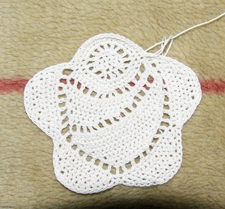 rosas crochet patrones de la moda - artesanías Ideas - manualidades ...