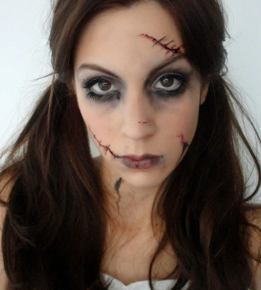 Modele de maquillage de sorciere pour petite fille fashion designs - Modele de maquillage ...