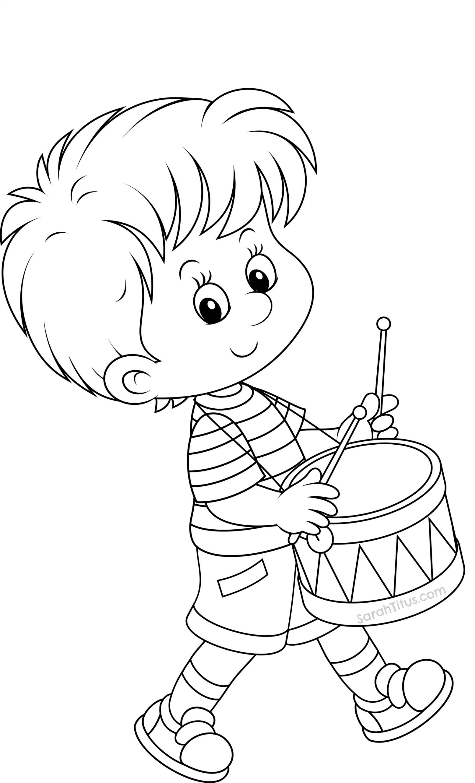 back to school coloring pages sarahtituscom - Coloring Page Of A School