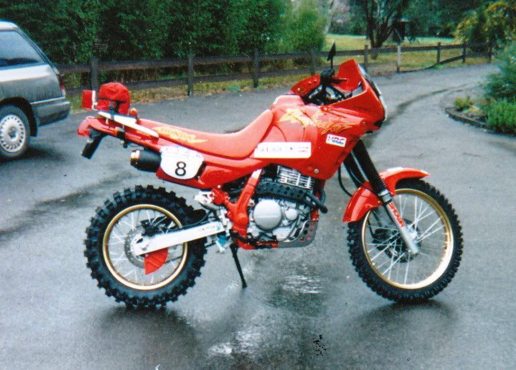 Honda Nx650 Nx 650 Dominator Manual
