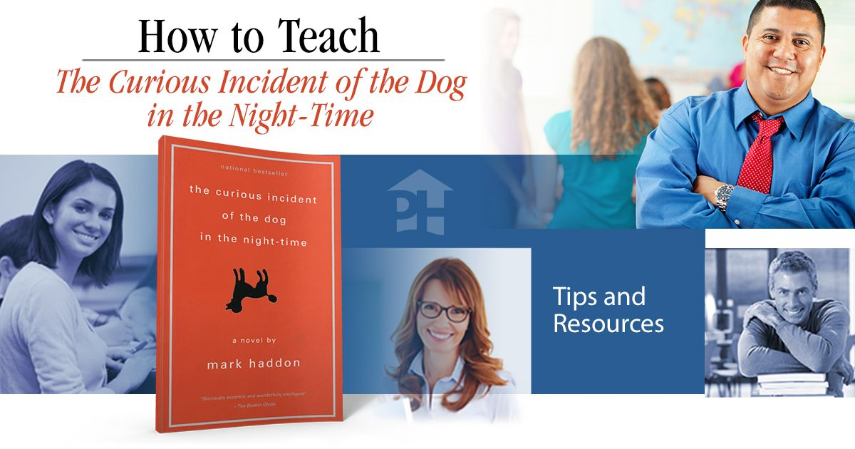 Free teaching guide the curious incident of the dog in