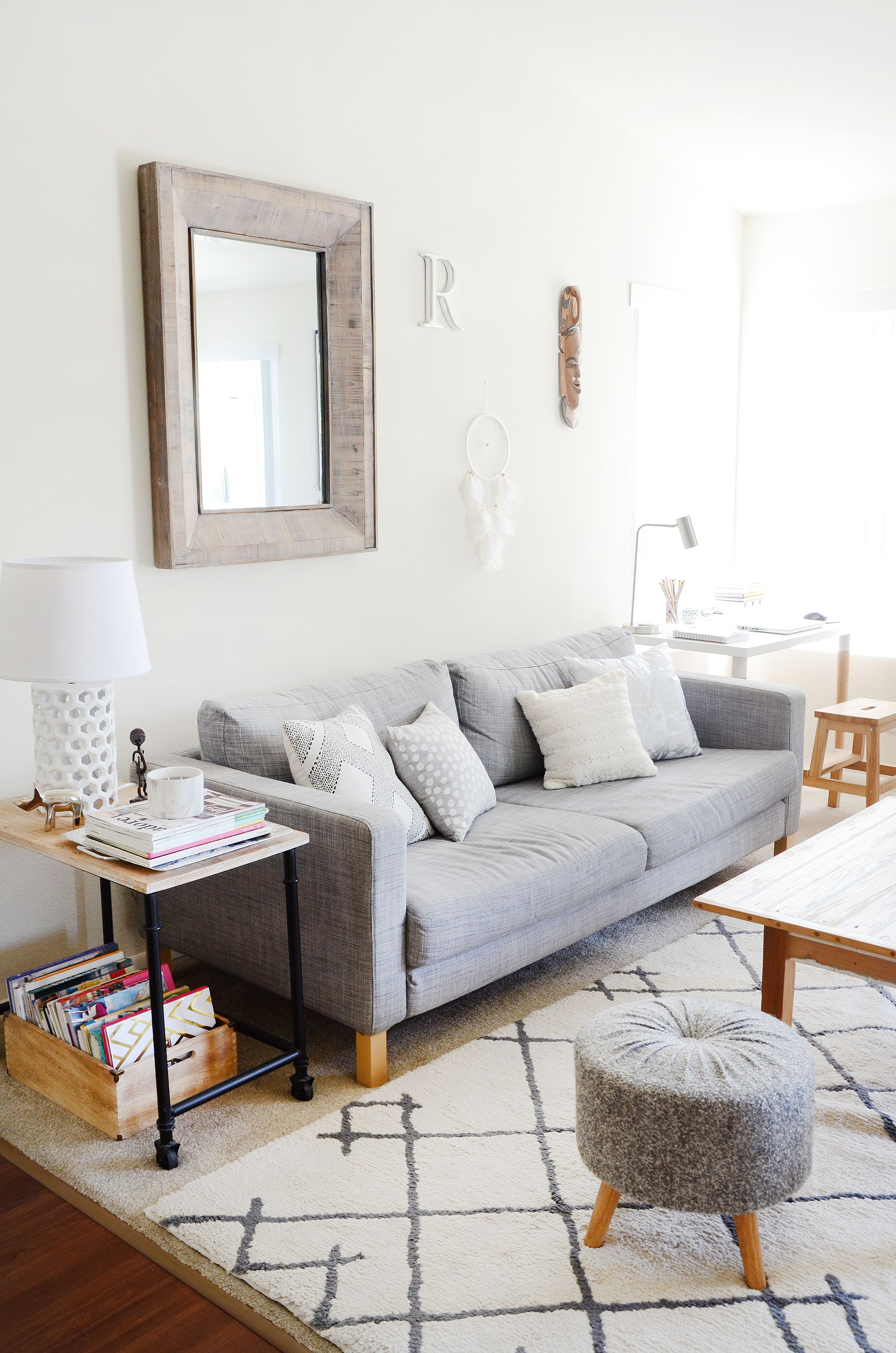 House Tour: A Sunny Mix of Old & New in California | Living rooms ...