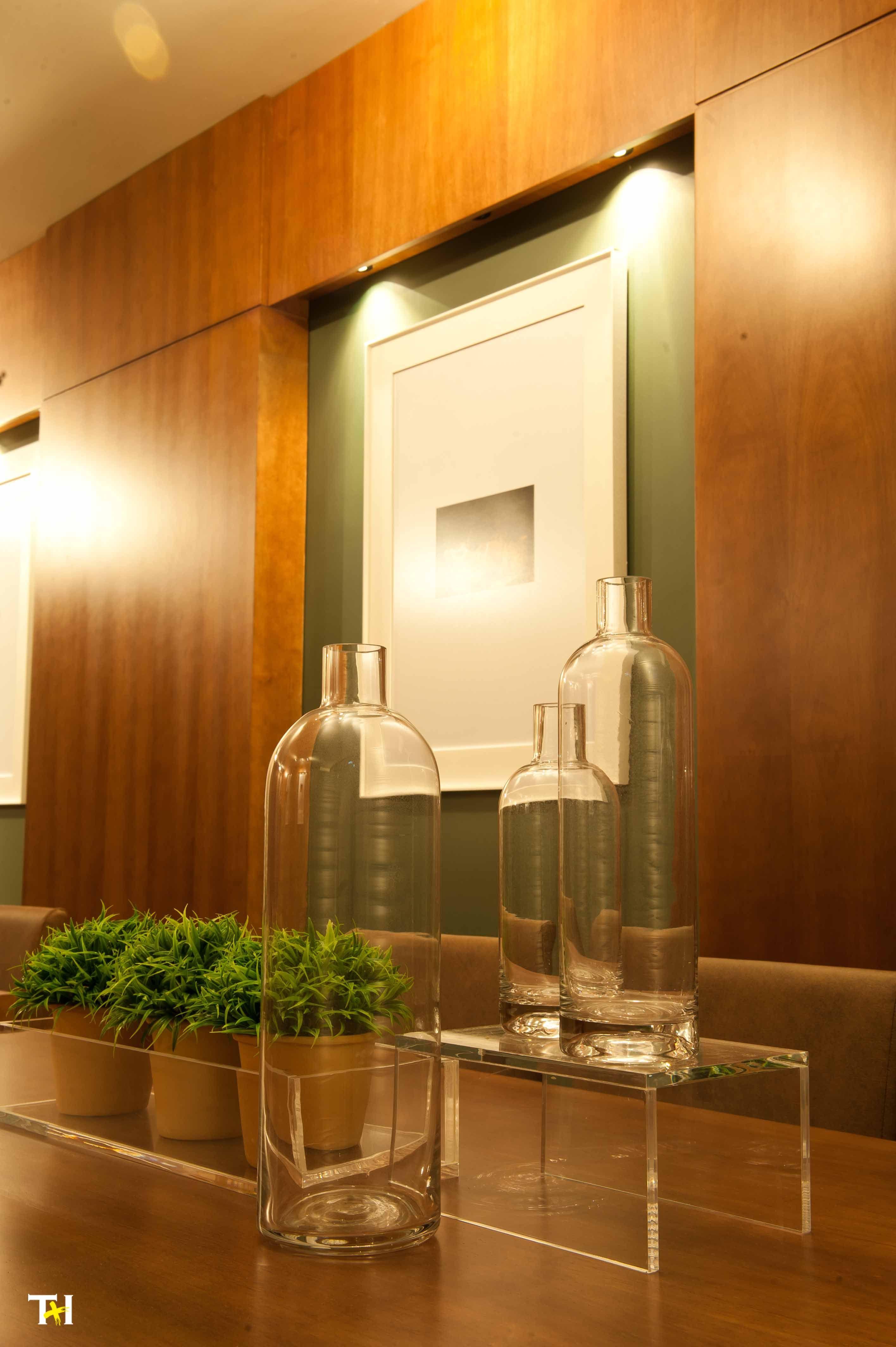 Sala Vip de empresa fumageira.  #interiores #decoracao