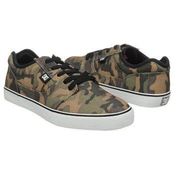 0c871b6a8436e Athletics DC Shoes Men s Bristol Camo Black FamousFootwear.com