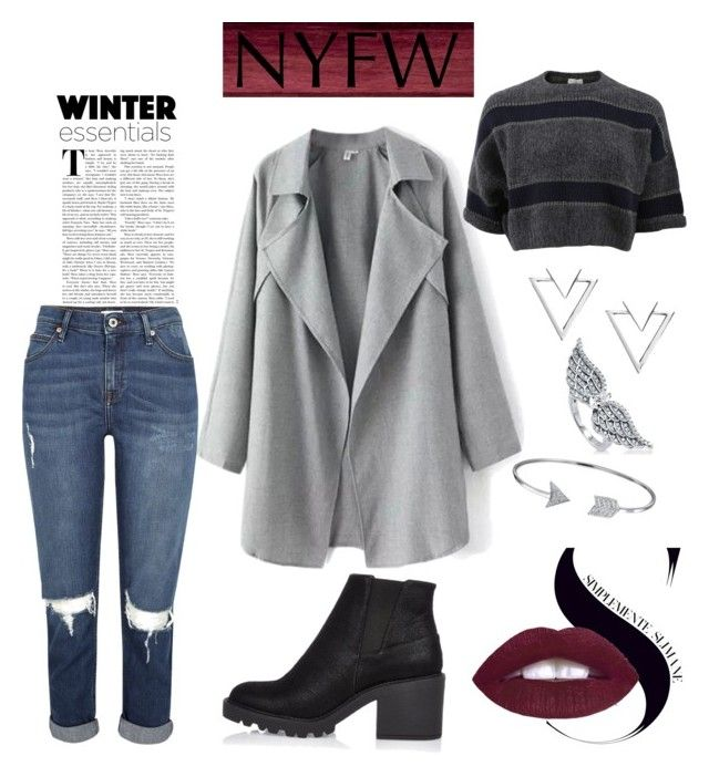 """""""NYFW"""" by nury-sg on Polyvore featuring Brunello Cucinelli, River Island, Nadri, BERRICLE and Bling Jewelry"""