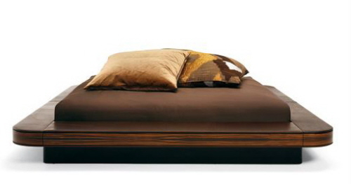 Dreamland%20Platform%20Bed The Beautifully Simple Dreamland Platform Bed by Ceccotti